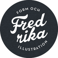 Fredrika form och illustration