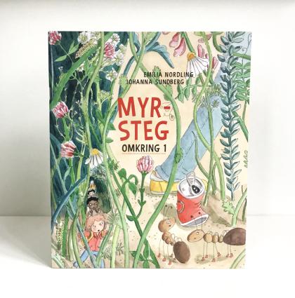 Myrsteg och Myrans Aktivitetsbok